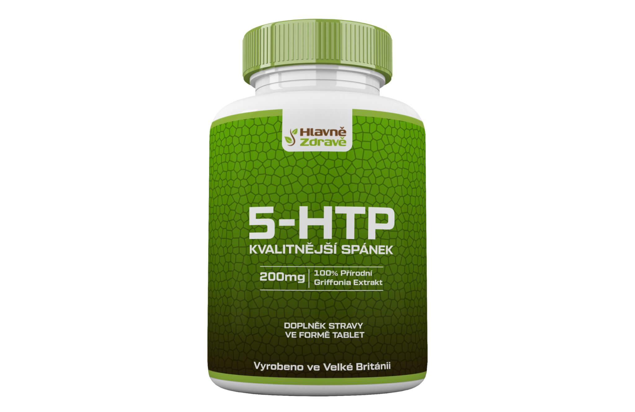 5-htp tablety 200mcg