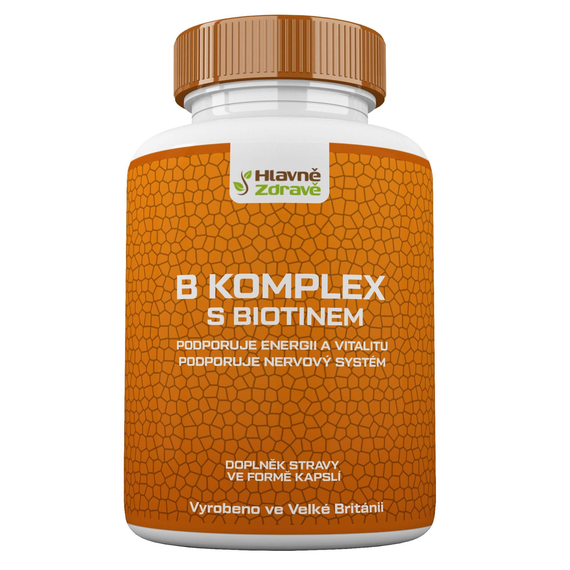 b komplex s biotinem