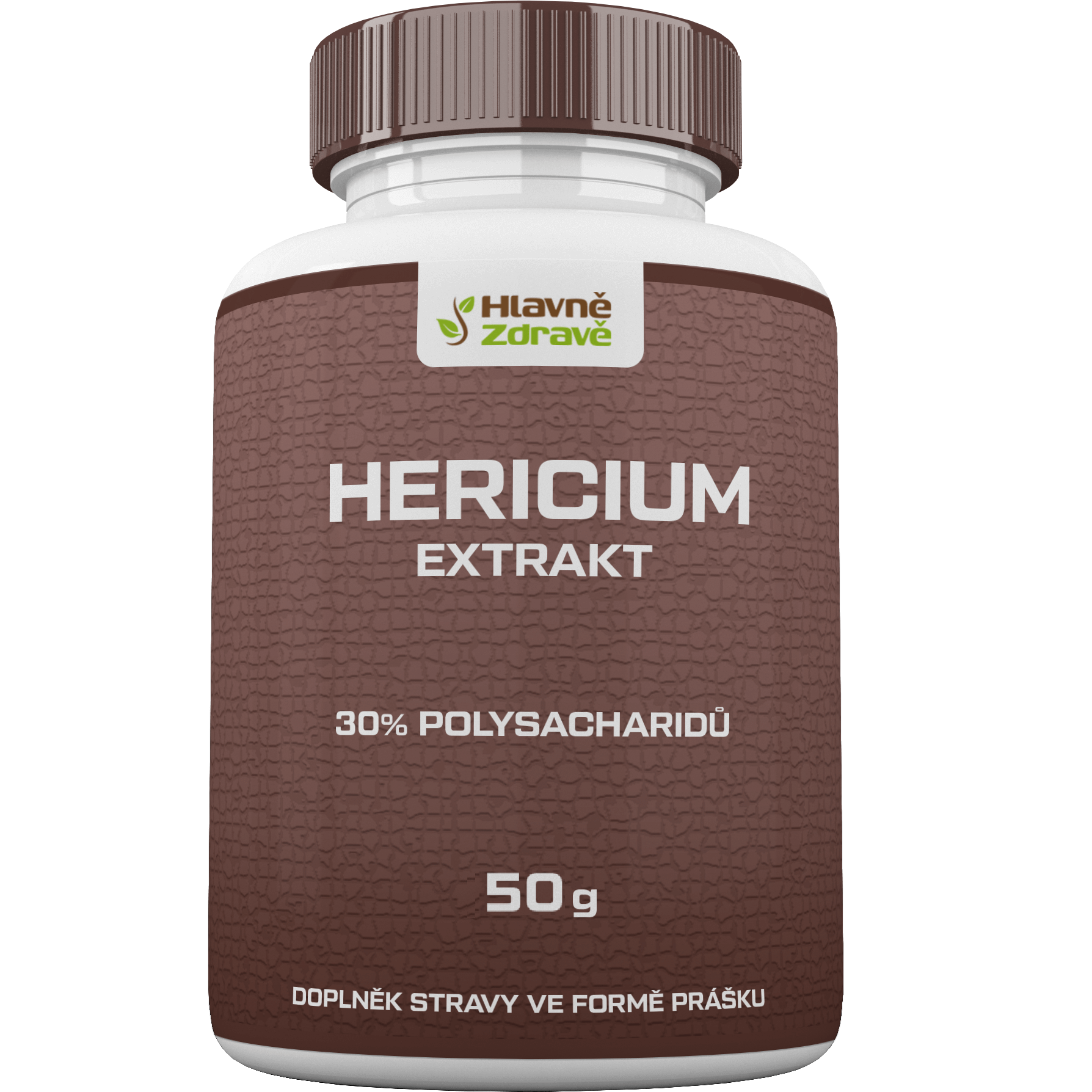 hericium extrakt prasek 30% polysacharidů 50g