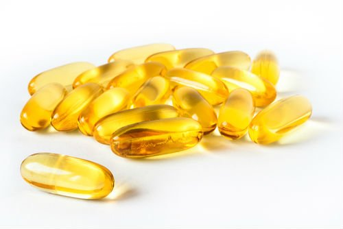 Omega 3 lněný olej kapsle 1000mg